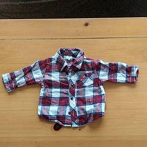 Baby Boy Flannel